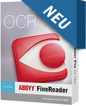 Finereader Pro Mac