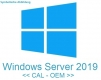 MS Windows Server 2019 CAL (5-User) deutsch OEM (Box)