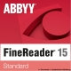 EDU | ABBYY FineReader 15 Standard Vollversion (Download)